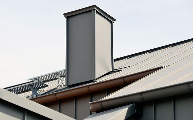 chimney cladding