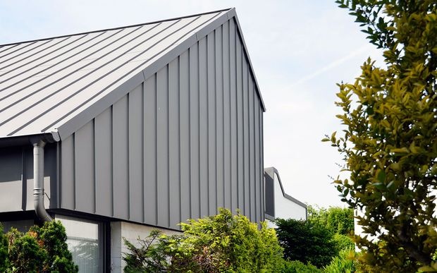 gable cladding